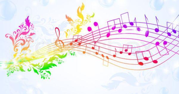 8589130490590 Rainbow Music Notes Wallpaper Hd Jpg: Forest Arts Music Hub