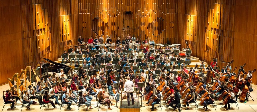NYO of Great Britain Concert